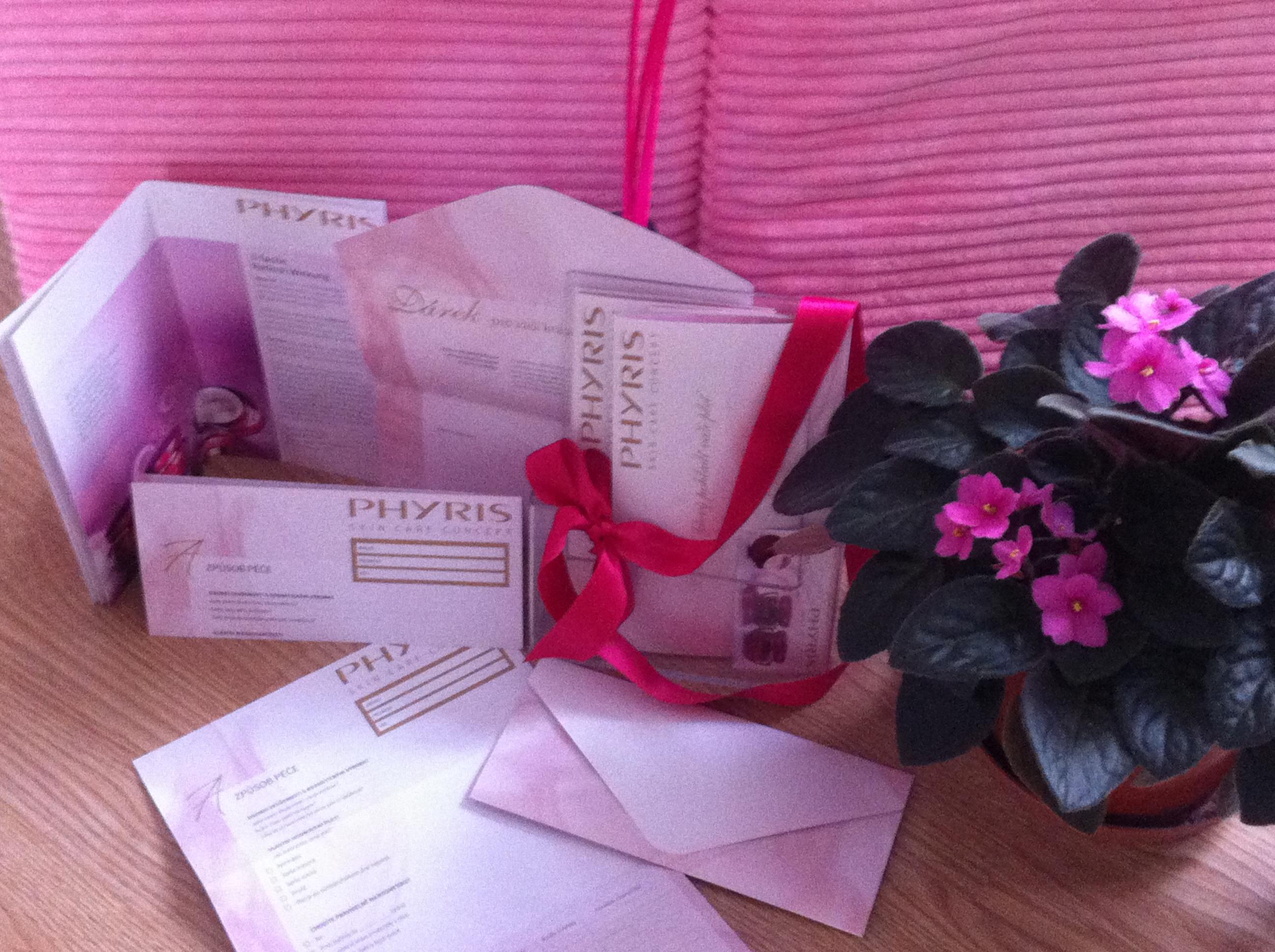 Kosmetiská poradna Phyris-diagnostika pleti