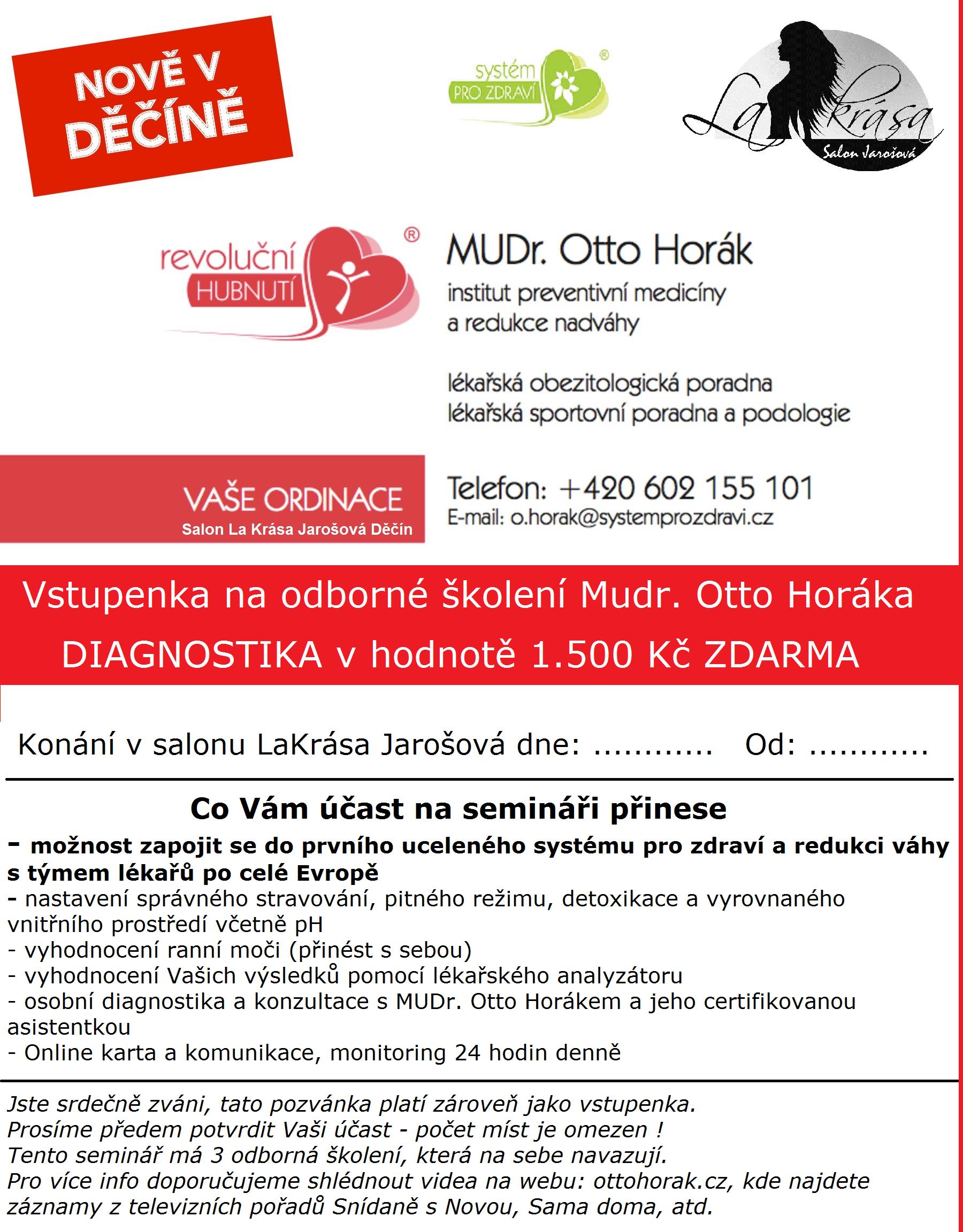 Otto Horák institut preventivní medicíny